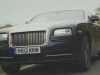 Промо-видео Rolls-Royce Wraith