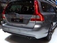Volvo V70 в деталях