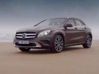 Реклама Mercedes GLA-Class