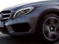 Промо-видео Mercedes GLA-Class