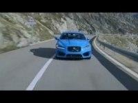Промо-видео Jaguar XFR-S