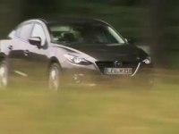 Обзор Mazda 3 Sedan