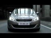 Промо-видео Peugeot 308
