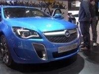 Презентация Opel Insignia OPC