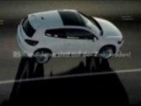 Коммерческая реклама Volkswagen Scirocco