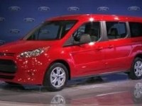 Обзор Ford Tourneo Connect