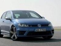 Экстерьер Volkswagen Golf R 3-d