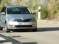 Промо-видео Skoda Rapid Spaceback