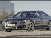 Интерьер и Экстерьер Audi S8