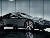 Реклама BMW i8