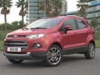 Тест-драйв Ford EcoSport