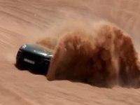 Офф-роуд видео Porsche Macan