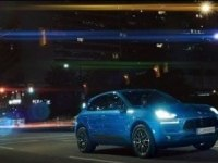 Реклама Porsche Macan