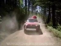 Реклама Toyota 4Runner