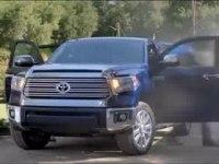 Реклама Toyota Tundra CrewMax