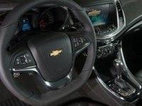 Экстерьер и интерьер Chevrolet SS