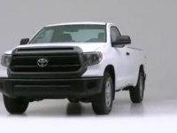 Обзор Toyota Tundra Regular Cab