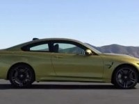 Экстерьер BMW M4 Coupe