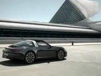 Реклама Porsche 911 Targa
