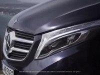 Промо-видео Mercedes-Benz V-Class