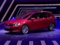 Презентация Volkswagen Golf Sportsvan