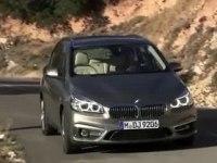 Экстерьер и интерьер BMW 2 Series Active Tourer