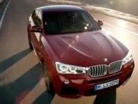 Промо-видео BMW X4