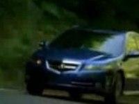 Промо видео Acura TL