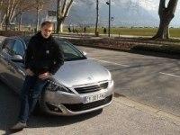 Тест-драйв Peugeot 308. Серия 3
