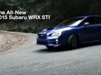 Промо-видео Subaru WRX STI