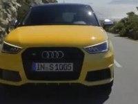 Промо-видео Audi S1 Sportback