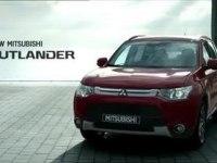 Реклама Mitsubishi Outlander