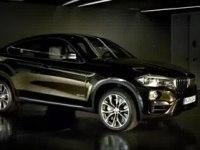 Реклама BMW X6