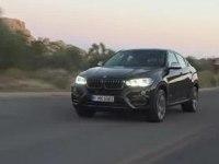 Промо-видео BMW X6