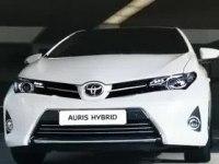 Реклама Toyota Auris