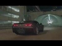 Реклама Chevrolet Corvette