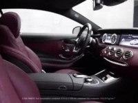 Обзор Mercedes-Benz S-Class Coupe