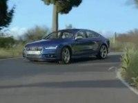 Промо-видео Audi S7 Sportback