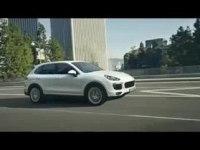 Промо-видео Porsche Cayenne