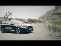 Реклама Jaguar XFR-S Sportbrake