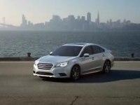 Реклама Subaru Legacy