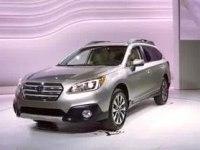 Презентация Subaru Outback