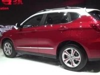 Экстерьер Great Wall Haval H2