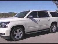 Промо-видео Chevrolet Suburban