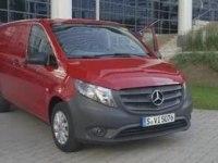 Обзор Mercedes-Benz Vito Furgon
