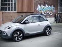 Реклама Opel ADAM Rocks