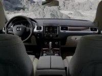 Интерьер Volkswagen Touareg