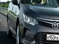 Промо-видео Toyota Camry