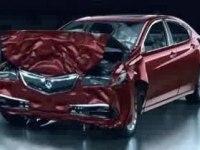 Реклама Acura TLX