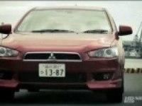 Видео обзор Mitsubishi Lancer X